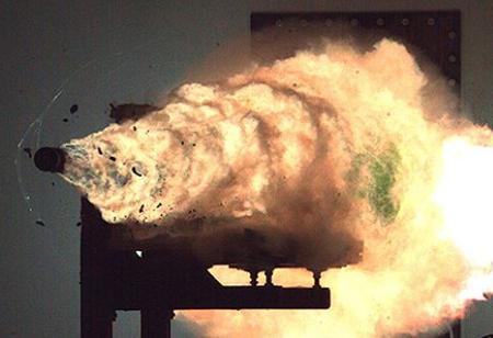 Magneto Hydrodynamic Munition Explosiv