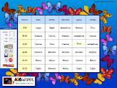 Jornada del centro, horarios de visita y calendario escolar
