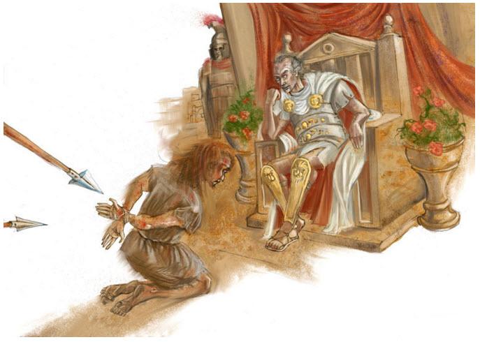 характеристика иешуа в романе мастер и маргарита