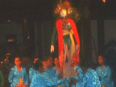 Seni Magis Nini Thowong, Sang Saudara Perempuan Jailangkung