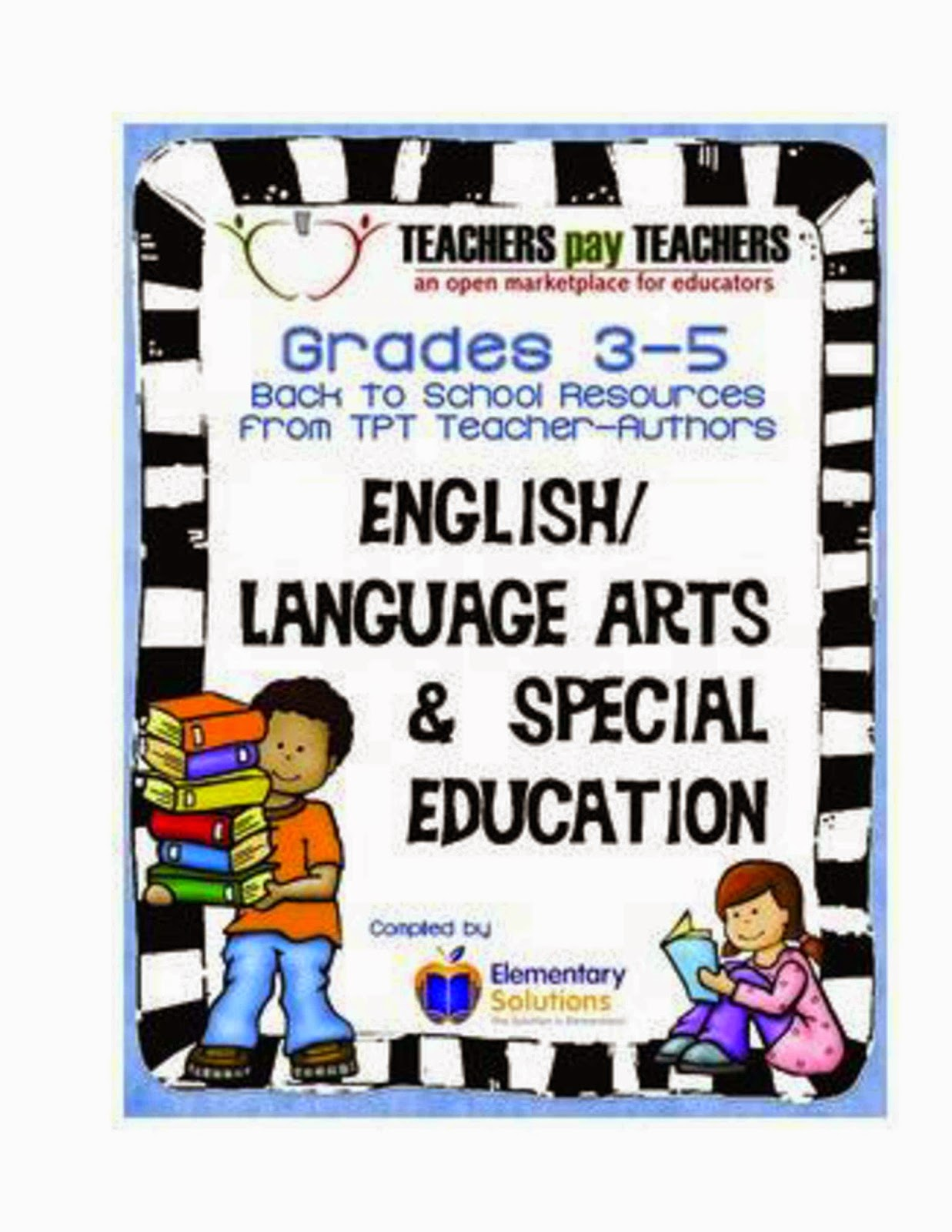 http://www.teacherspayteachers.com/Product/Grades-3-5-English-Language-Arts-Back-to-School-E-Book-2014-2015-1376922
