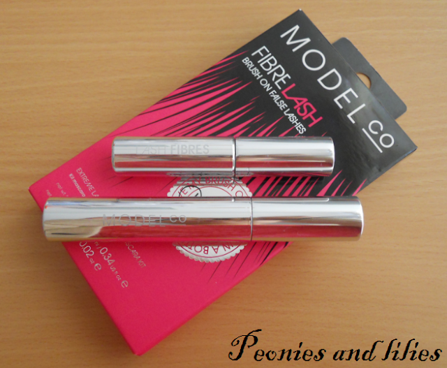 Model Co fibre lash mascara, Model co fibre lash brush on false lashes mascara, Model Co fibre lash review