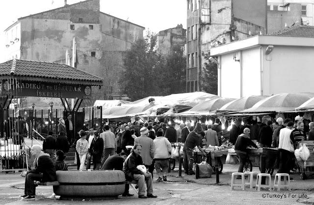 Kadıköy Fish Market, Istanbul