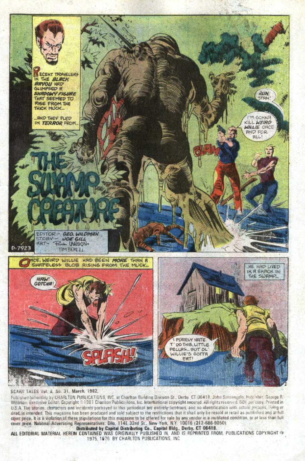 Read online Scary Tales comic -  Issue #31 - 3