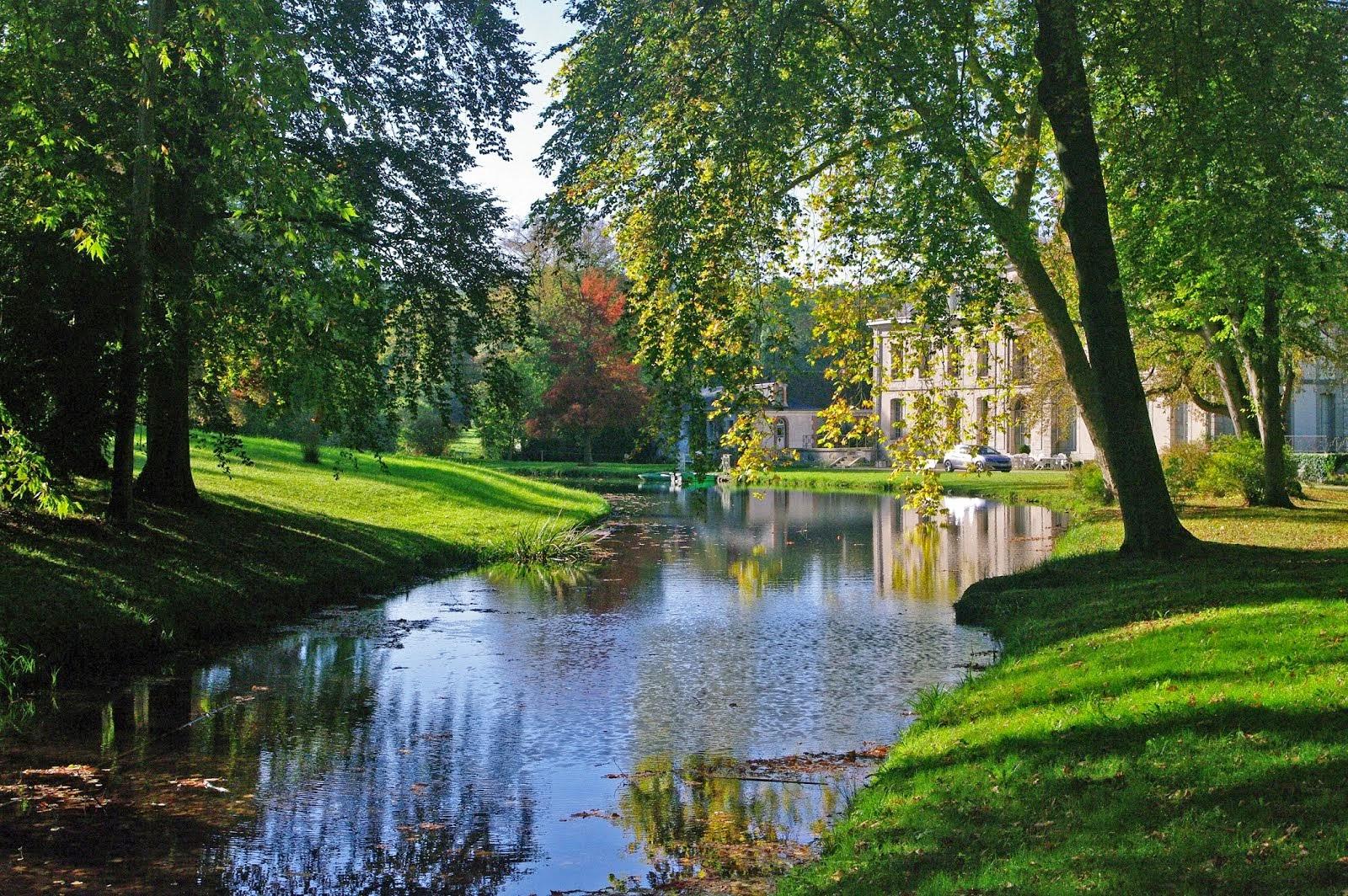 Château de Segrez et son arboretum