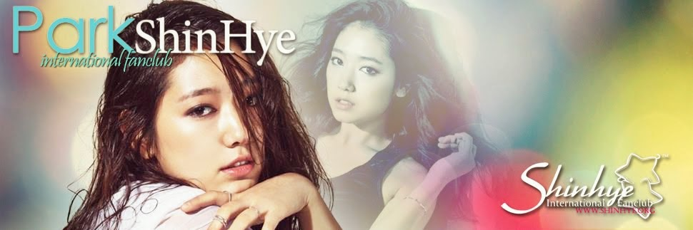 Park Shin Hye International Fanclub | 박신혜 국제 팬클럽