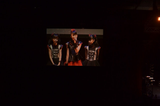 BABYMETAL @ AFAID STAGE