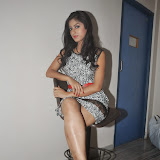 Ruby Parihar Photos in Short Dress at Premalo ABC Movie Audio Launch Function 42