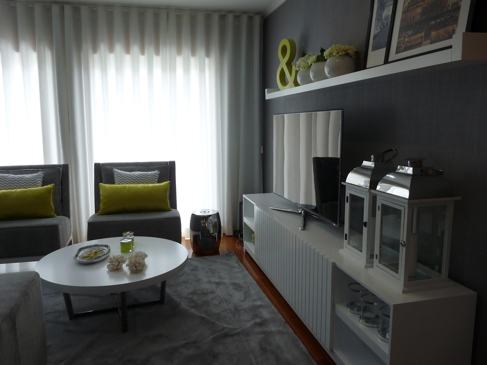 Blanco interiores projecto novo a norte 2 new for Ambientes interiores