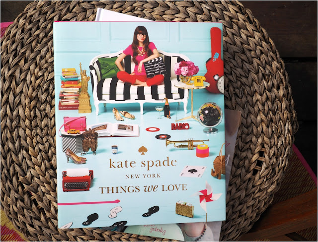 Things We Love: Twenty Years of Inspiration, Intriguing Bits and Other Curiosities (Kate Spade New York)*