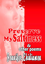 """Preserve my Saltiness"" now available in a Book store near you!"