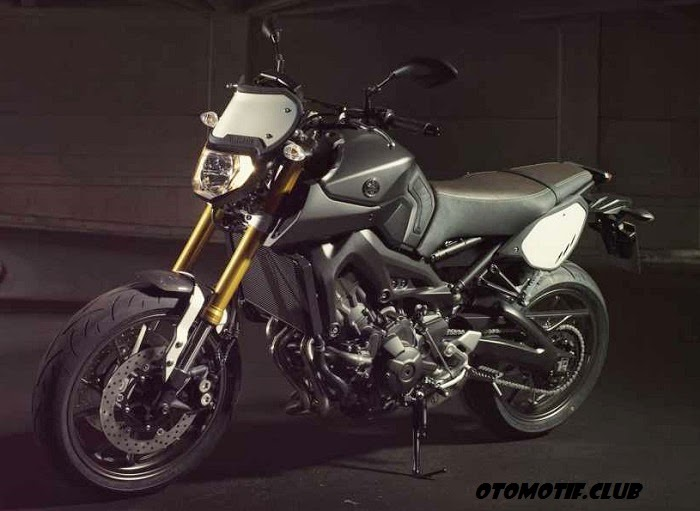 Yamaha MT-09 Street Tracker Indonesia