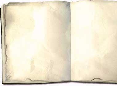 libro sin letras: