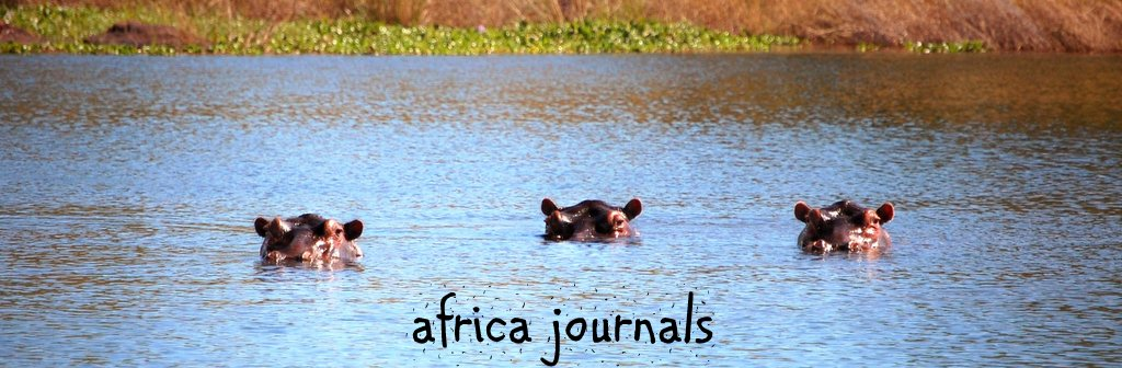 africa journals