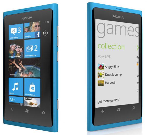 Nokia vende 4.4 millones de teléfonos Lumia.