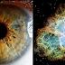 [INCRÍVEL] Olhos e nebulosas: A janela para nossas almas