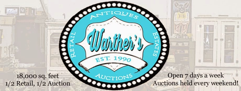 Warther's Antique Market & Auction Co.