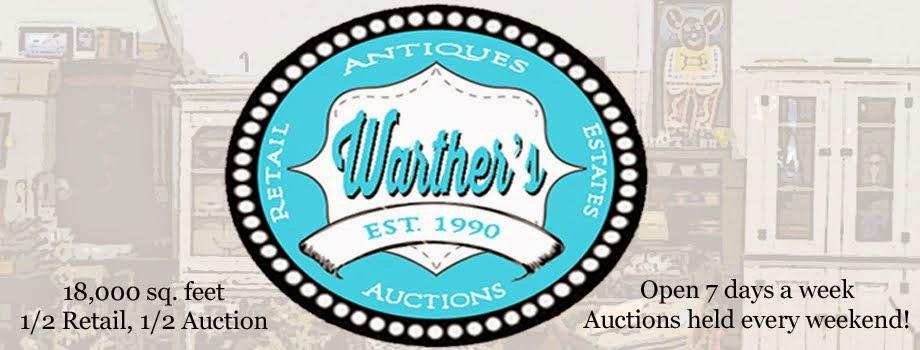 Warther's Antique Market & Auction Co.