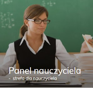 Panel nauczyciela