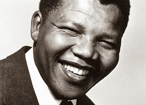 Nelson Mandela  - Patron Saint of Courage