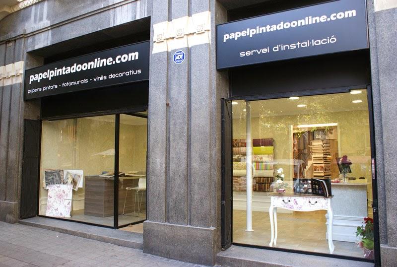 Fotomurales dc fotomurales barcelona - Papeles pintados barcelona ...