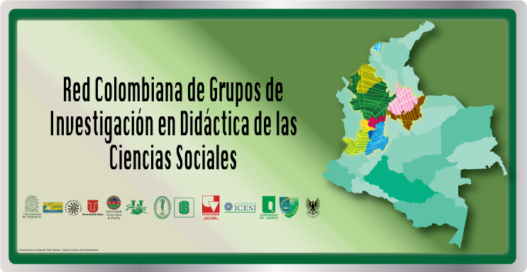 Red Colombiana de Grupos de Investigación en Didáctica de las Ciencias Sociales