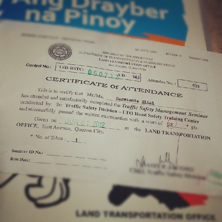 How To Retrieve Your Driver S License From Lto Eliel And Yza