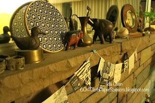 #Sherlock Holmes Murder Mystery #TeaParty Decorations by Ida Chan
