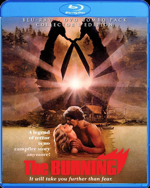 The Burning - Blu-ray Review - Scream Factory