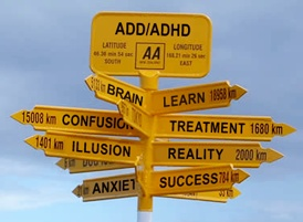 Gejala ADHD