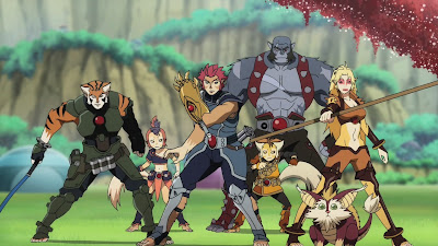 Thundercats on Blog Do Merdinha  Evolu    O Do Her  Is