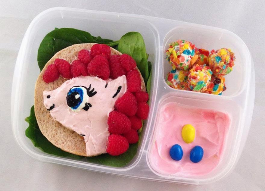 lonchera creativa para niños