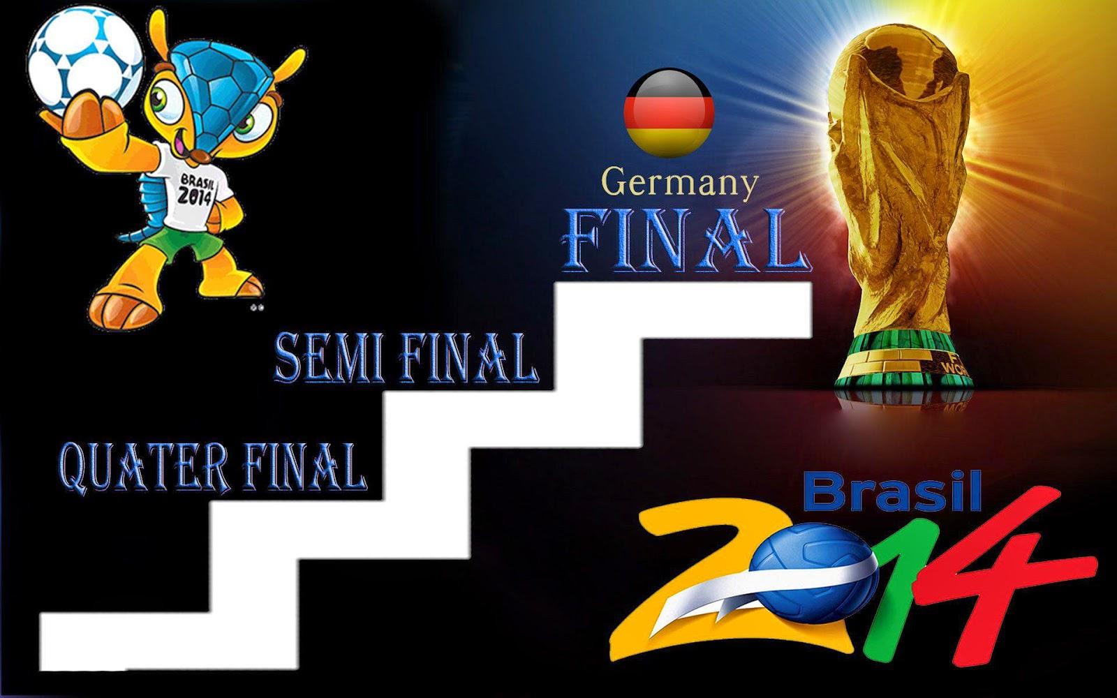 HD FIFA 2014 World Cup - Germany Finals Wallpaper
