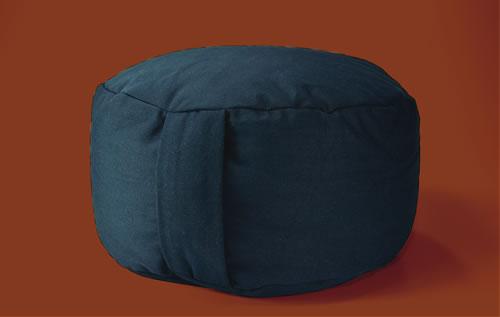 C mo hacer una almohada meditaci n zafu como meditar en casa - Hacer meditacion en casa ...