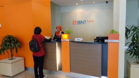 Lowongan Kerja Bank BNI Syariah, Loker Jakarta Oktober 2014