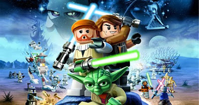 free lego star wars the clone wars game for nintendo 3DS