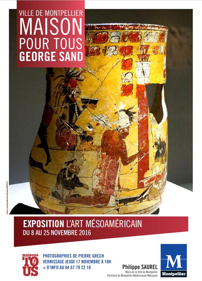 Exposition - L'art mésoaméricain