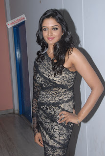 Vimala Raman WOW what Stunning Black Gown Lovely Beauty Must See (10)007.jpg