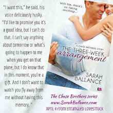 Available now. THE THREE-WEEK ARRANGEMENT