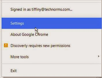 Hide And Restore The Extensions In Google Chrome 2