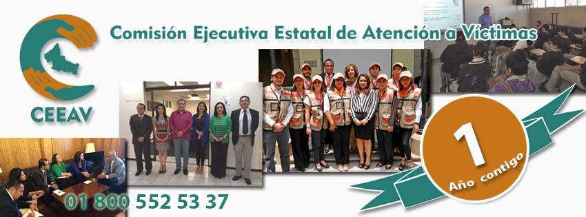 Comisión Ejecutiva Estatal de Atención a Víctimas SLP
