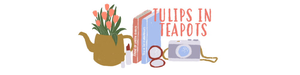 Tulips in Teapots