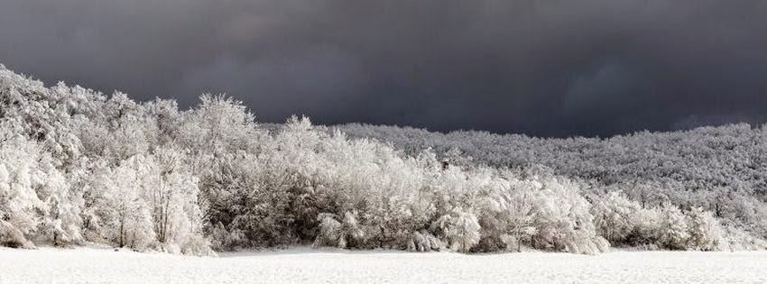 Couverture pour  facebook saison hiver