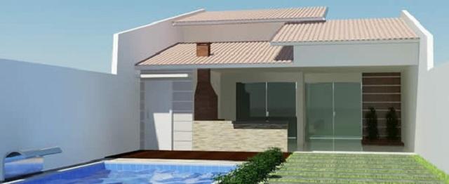 Fachadas de casas simples fachadas de casas y casas por for Fachadas de casas modernas por dentro