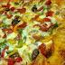طريقة عمل البيتزا بالخضراوات
