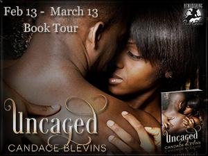 Uncaged Spotlight Giveaway Tour