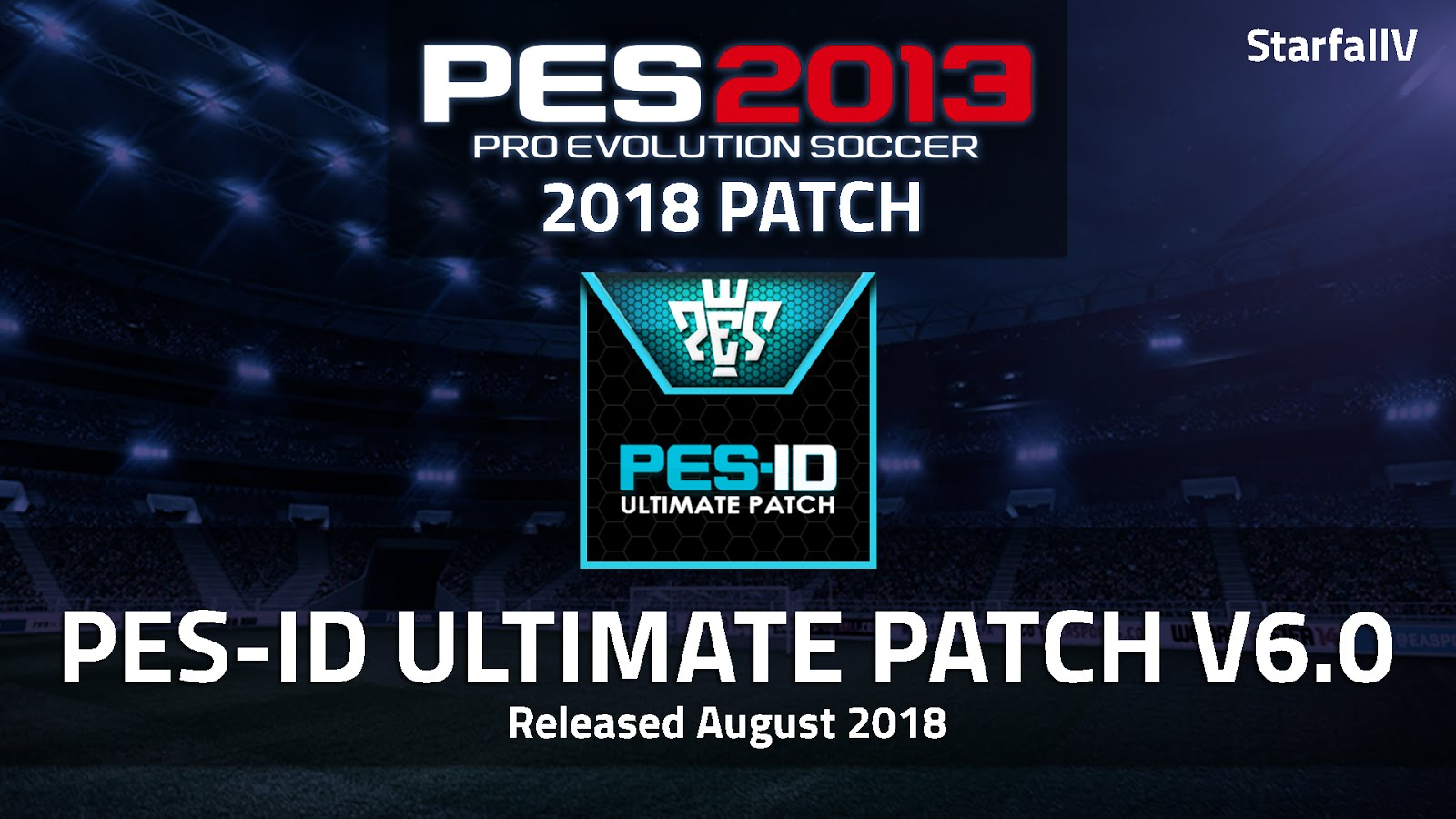 PES-ID Ultimate Patch 2013 v6.0