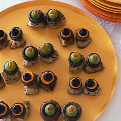 decoraciones muy sencilla de hacer - Decoraciones De Halloween