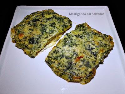 148 Gastronomia Honesta: Lasanha Verde