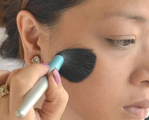 maquiagem para usar a noite